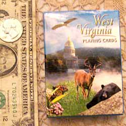 WV Playing Cards