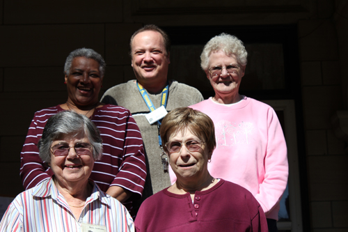The marion County Historical Society & Museum Staff